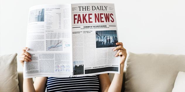 Zeitung Fake News